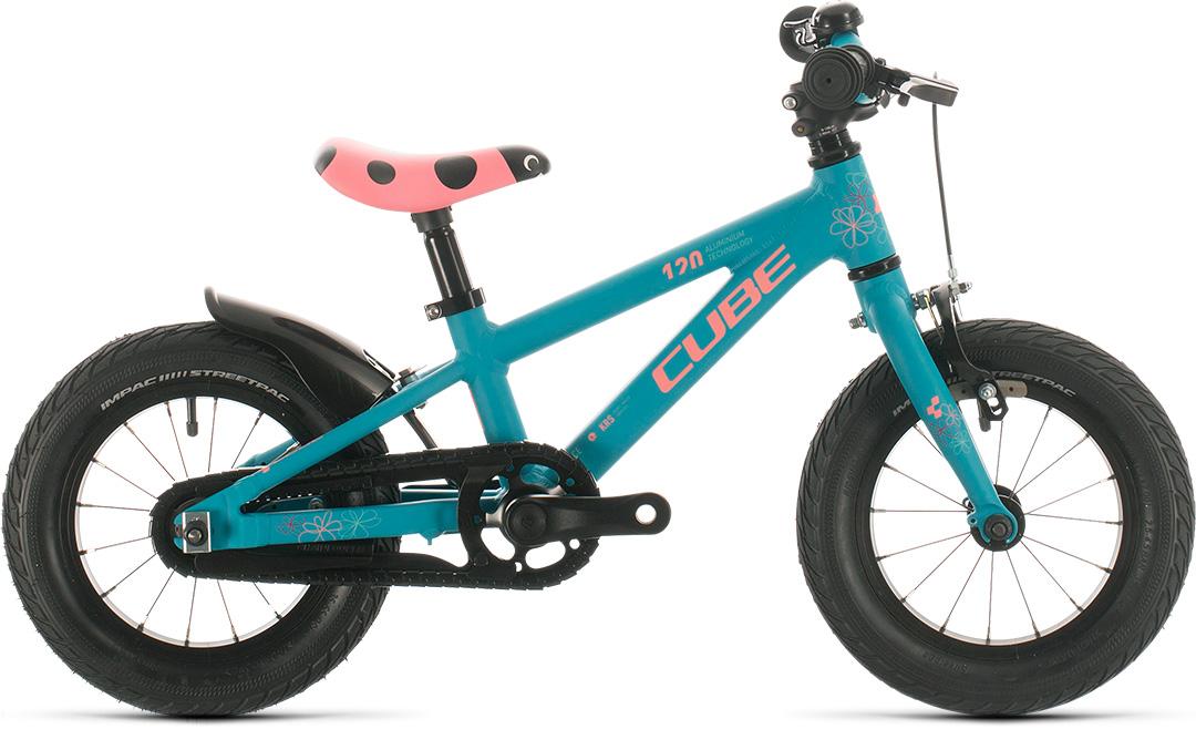 2020 Cube Cubie 120 Childs Balance Bike In Blue 163 249 00